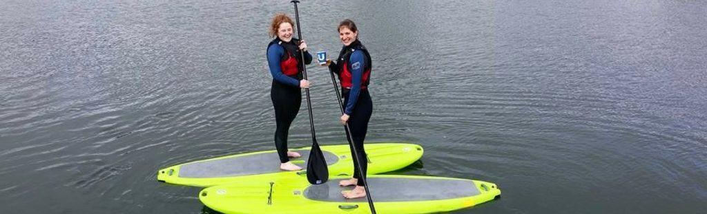 Atlantic Sea Kayaking SUP Cork Harbour Festival