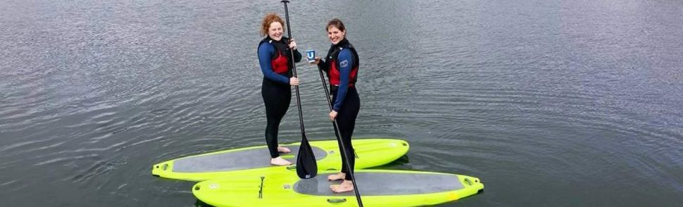 Atlantic Sea Kayaking SUP Cork Harbour Festival