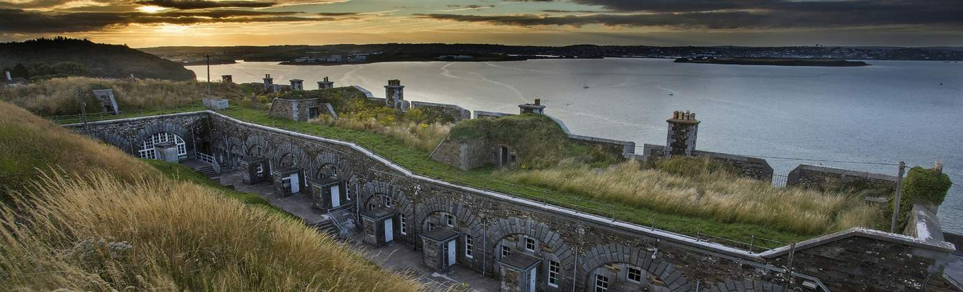 Camden Fort Meagher Open Weekend Cork Harbour Festival