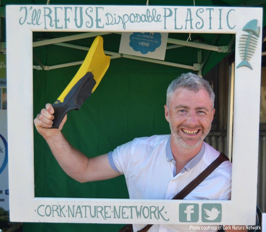 Cork Nature Network activity as part of Cork Harbour Festival
