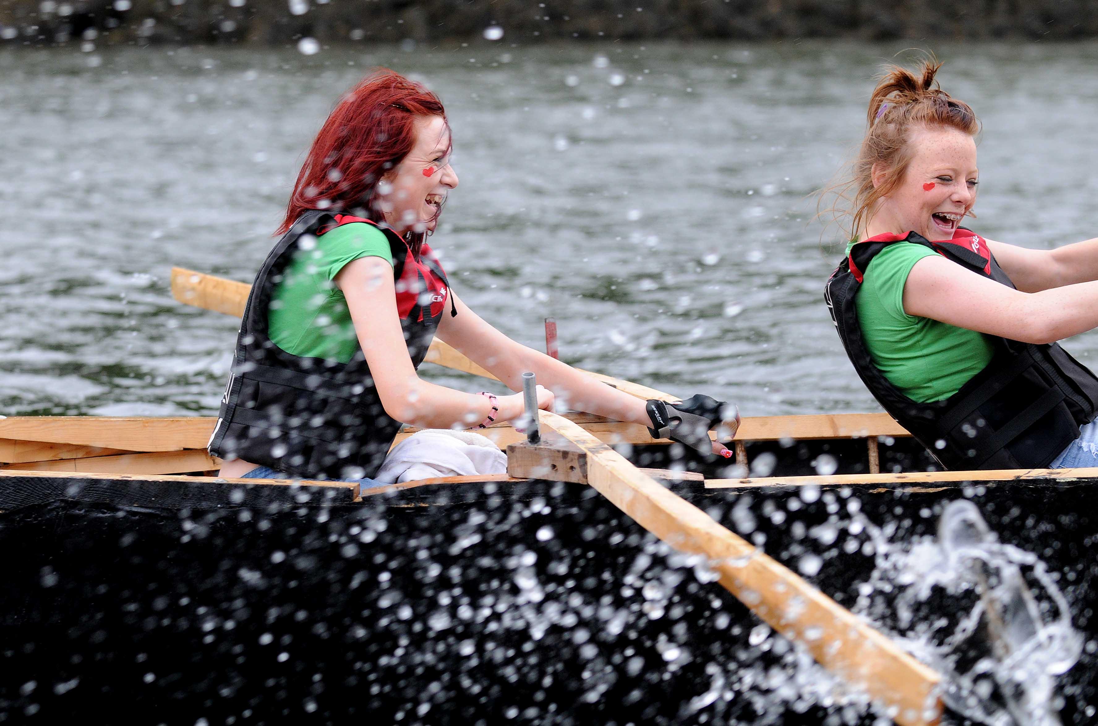 Ocean to City Race as part of Cork Harbour Festival
