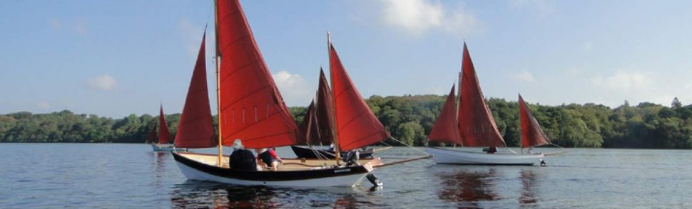 Drascombe Small Boats Cork Harbour Festival
