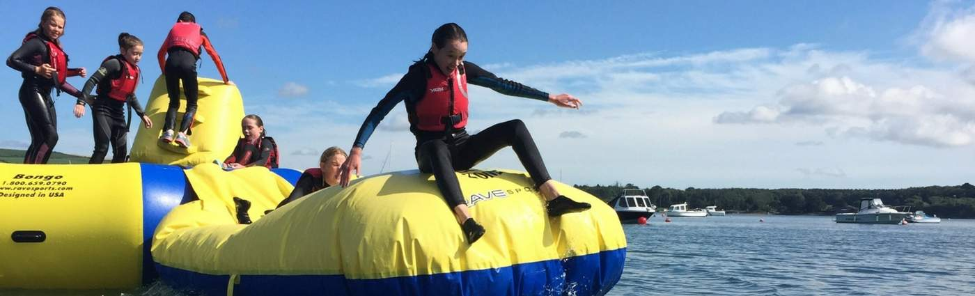 ECO Adventures Kids Fun Cork Harbour Festival