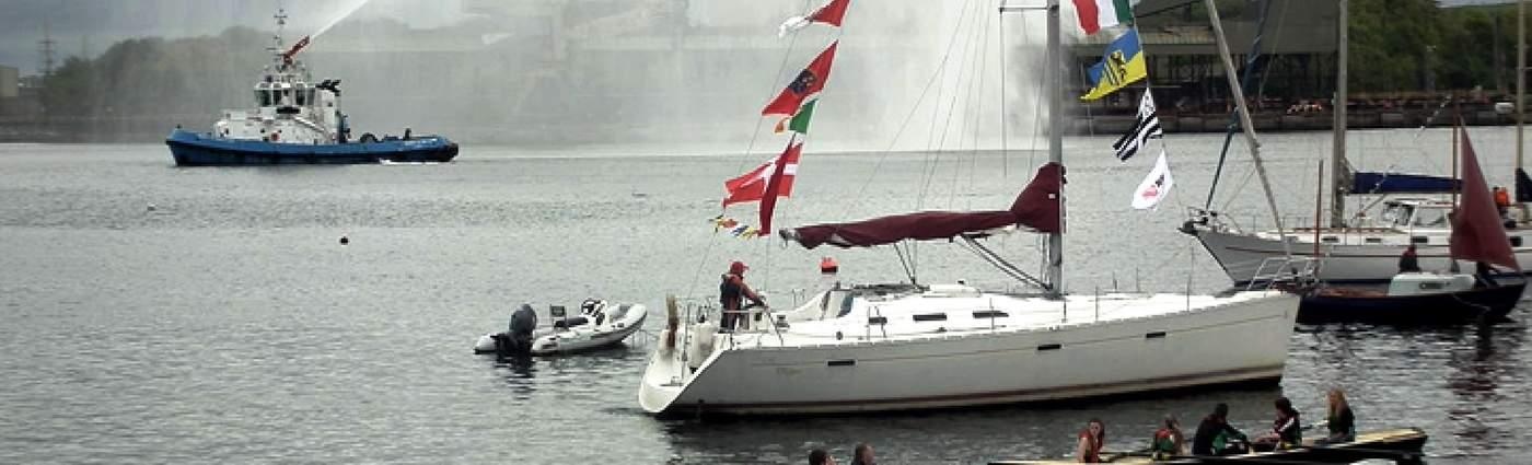 Passage West Maritime Festival Cork Harbour Festival