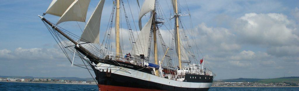 Pelican Tall Ship Cork Harbour Festival