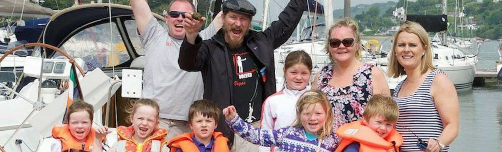 RCYC Open Day Cork Harbour Festival