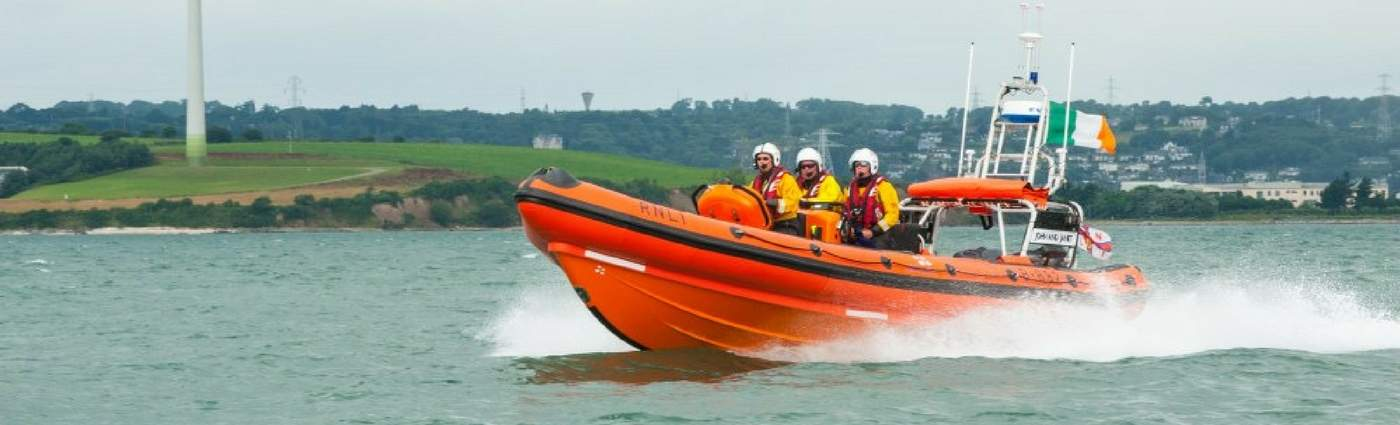 RNLI Crosshaven Open Day Cork Harbour Festival