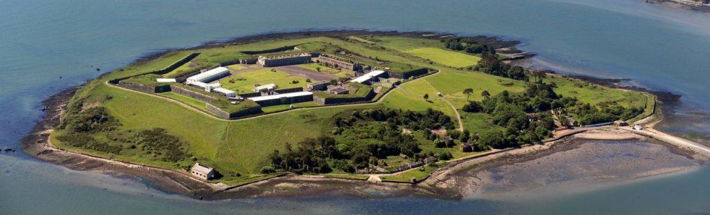 Spike Island exhibition and talk Cork Harbour Festival