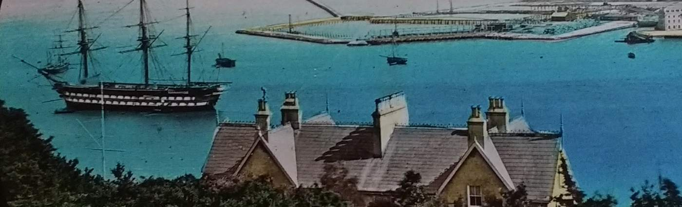 A City by the Sea exhibition St Peter's Church for Cork Harbour Festival
