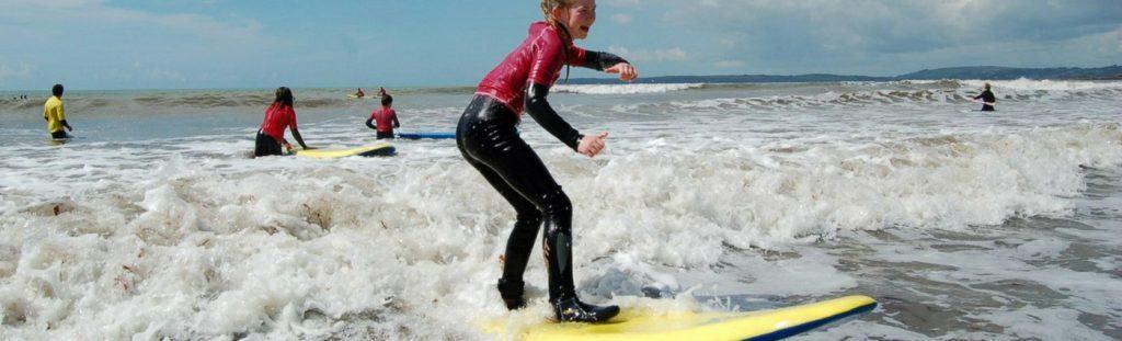 Swell Surf School Surfing Cork Harbour Festival