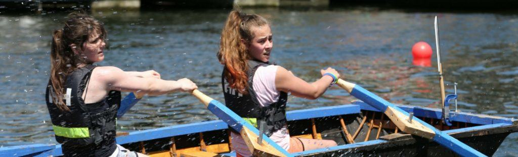 Ocean to City Youth Race Cork Harbour Festival