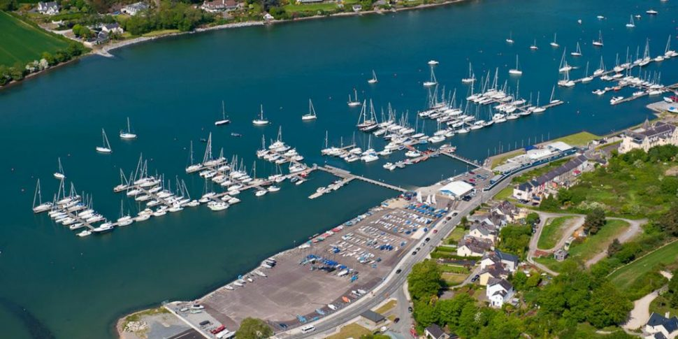 RCYC yacht club cork