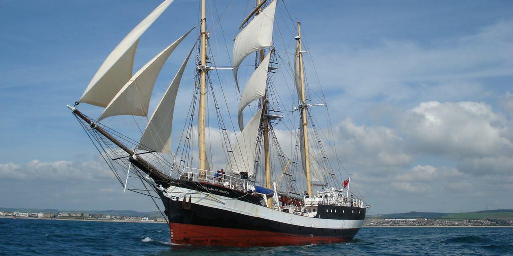 Pelican of London Tall Ship