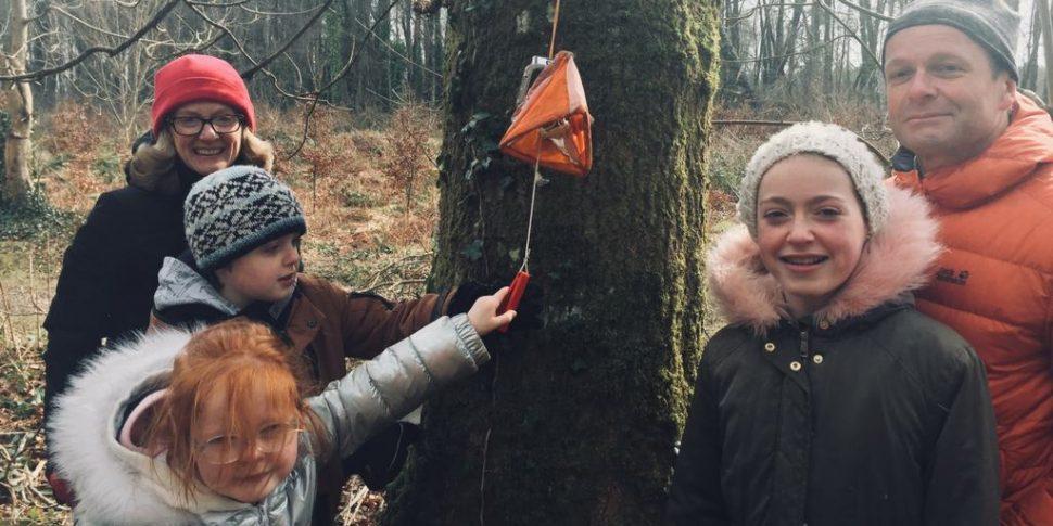 Cork Harbour Festival - family orienteering