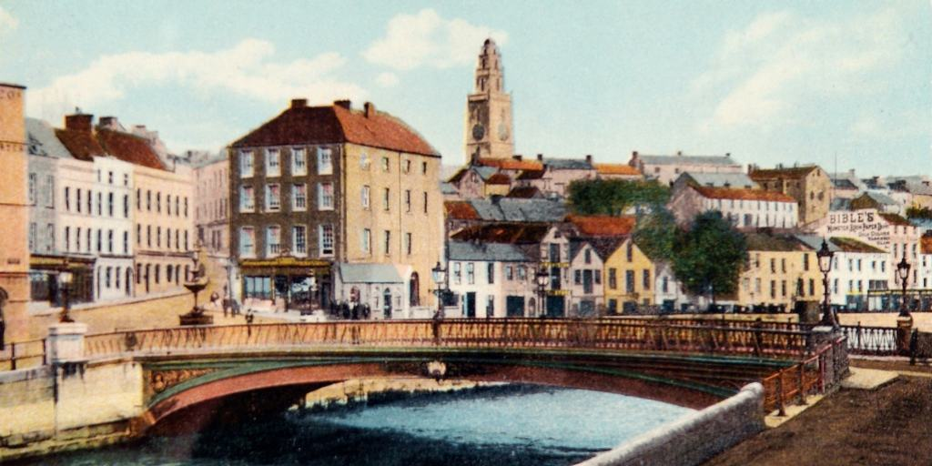 The Story of Cork's Bridges for Cork Harbour Festival