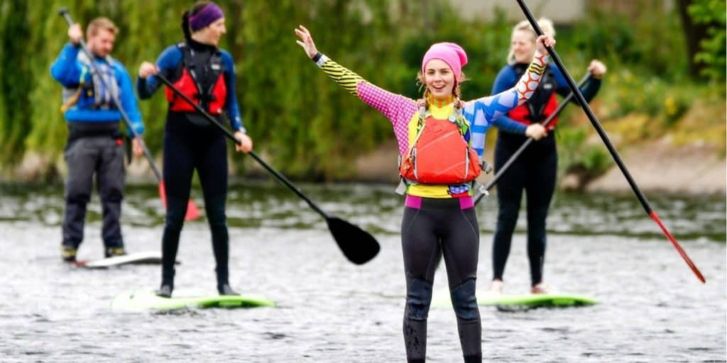 Cork Harbour Festival - SUP in the city