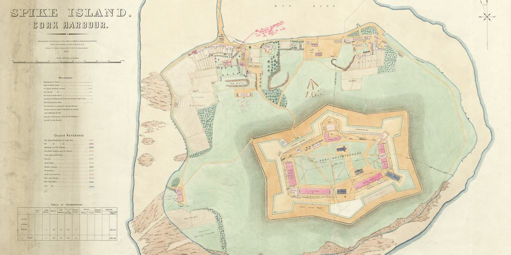 Spike Island: People and Place 1847-1883 Exhibition for Cork Harbour Festival