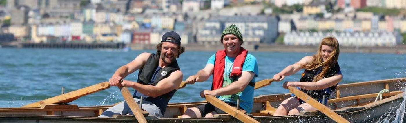 Cobh Cheers Ocean to City Cork Harbour Festival